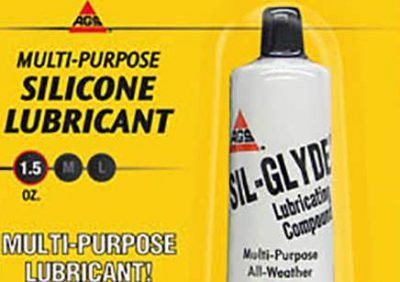 Sil Glyde Lubricant for internal cooling fan